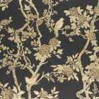 LWP65395W MARLOWE FLORAL Gilded Lacquer Ralph Lauren Wallpaper