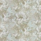 MARBLE SWIRL-1615 Aqua Kravet Fabric