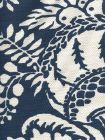 CP1040-07 ANTOINETTE Navy on Westover Quadrille Fabric