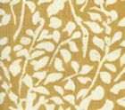 2035-09 ARBRE DE MATISSE REVERSE Camel II on Tint Quadrille Fabric