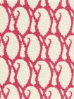9060-07 CARNA Magenta on Tint Quadrille Fabric