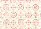 306302CTTN CRAWFORD Multi Salmons Quadrille Fabric
