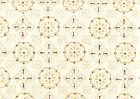 306301CTTN CRAWFORD Multi Taupe Brown Quadrille Fabric
