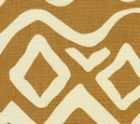 AC104-35 DEAUVILLE Camel II on Tint Quadrille Fabric