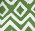AC104SU-103 DEAUVILLE Green  Quadrille Fabric