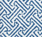 6620-05WSUN JAVA GRANDE New Navy on White  Quadrille Fabric