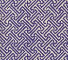 4010-34 JAVA JAVA New Navy on Tinted Linen Cotton Quadrille Fabric