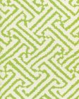 6620-10 JAVA GRANDE Lime on Tint Quadrille Fabric