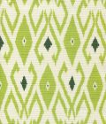 8080-04 LOCKAN Green Forest on Tint Quadrille Fabric