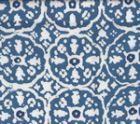 149-20WSUN NITIK II Floresblue Quadrille Fabric