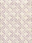 306330F-05 PUCCINI Lavender on Tinted Linen Quadrille Fabric