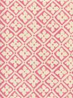 306330F-02 PUCCINI Pink on Tinted Linen Quadrille Fabric