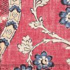 2438-03 RIVIERE ENCHANTEE Corail Quadrille Fabric