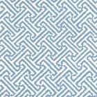 6890WP-18 JAVA JAVA French Blue On White Quadrille Wallpaper
