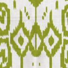 6460-26 ISLAND IKAT Pistache on Tint Quadrille Fabric