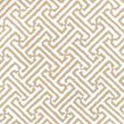 3080-08WP JAVA JAVA Taupe On White Quadrille Wallpaper