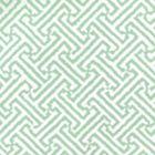 3080-10WP JAVA JAVA Celadon On White Quadrille Wallpaper