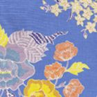 6310-01 MACAO II French Blue Quadrille Fabric