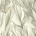 NA0503 Peaceful Plume York Wallpaper