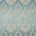 ON DEMAND Teal Carole Fabric