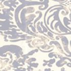 2330W-25WP SAN MARCO Artic Blue On Off White Quadrille Wallpaper