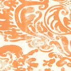 2330-31WP SAN MARCO New Shrimp On Off White Quadrille Wallpaper