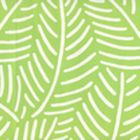 CP1025W-04 SAUVAGE REVERSE Jungle Green On Almost White Quadrille Wallpaper