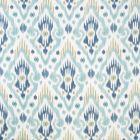 TRADE SHOW Lagoon Carole Fabric