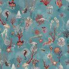 WH0 0002 3324 CORAIL Ocean Scalamandre Wallpaper
