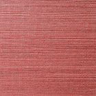 WNM 0038META METALLICA GRASSCLOTH Crimson Scalamandre Wallpaper