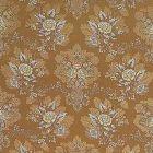 ZA 1770CARL CARLOS LAMPAS Toffee Old World Weavers Fabric