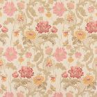 ZA 00516410 PALAZZO PAMPHILY LAMPAS Geranium Old World Weavers Fabric