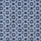 ZS 0008MANE MANETTA Ultramarine Old World Weavers Fabric