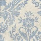 302314F-CU VICTORIA China Blue on Tint Quadrille Fabric