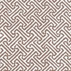 3080-15WP JAVA JAVA Brown On White Quadrille Wallpaper