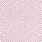 3080-31WP JAVA JAVA Pink On White Quadrille Wallpaper