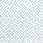 622-220 JAVA PETITE Cadet On White Quadrille Wallpaper