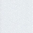 622-28 JAVA PETITE Periwinkle Quadrille Wallpaper