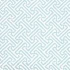 6890WP-07 JAVA JAVA Blue,White Quadrille Wallpaper