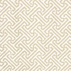 6890WP-15 JAVA JAVA Taupe On White Quadrille Wallpaper