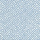 6890WP-18 JAVA JAVA French Blue On White Quadrille Wallpaper
