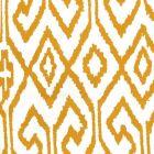 7240-02WP AQUA IV Yellow On White Quadrille Wallpaper