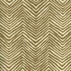 AC303-11 PETITE ZIG ZAG Taupe on Tint Quadrille Fabric