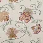 F0379/04 BUKHARA Sage Clarke & Clarke Fabric