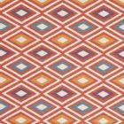 F0808/02 CHEROKEE Cayenne Clarke & Clarke Fabric