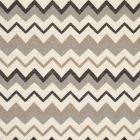 F0809/04 CHOOLI Ebony Clarke & Clarke Fabric