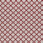 F0957/04 MAKENZI Red Clarke & Clarke Fabric