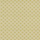 F1374/05 KIKI Ochre Clarke & Clarke Fabric