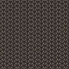 GWF-3320-816 CHENGTUDOOR EMB Black Linen Groundworks Fabric