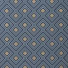 GWP-3406-545 LA FIORENTINA SMALL Teal Groundworks Wallpaper